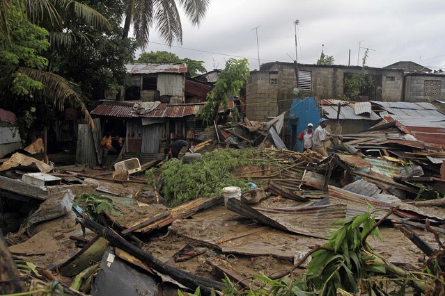UE aportará 14 MM euros para seguro contra desastres en RD y AC