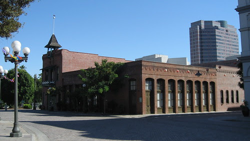 Firehouse Museum, Hellman Quon Building, Turner Building