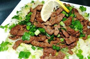 Sayur daging