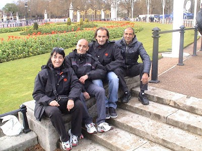 Londra 2008! Ragazzi che Maratona!