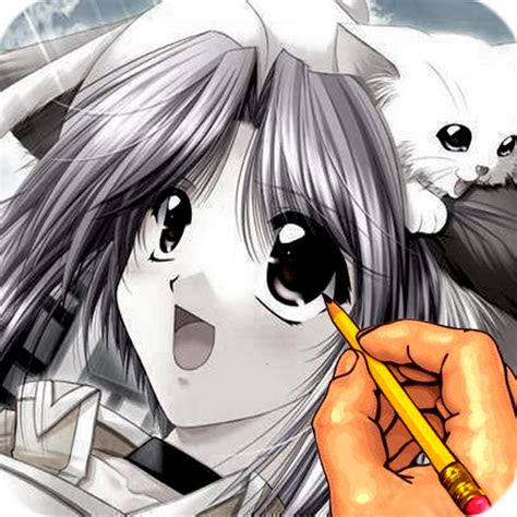 draw anime manga tutorials apk   moboplay