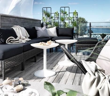 Muebles Jardin Tumbonas Ikea Muebles Terraza Jardin