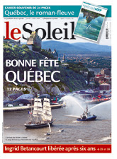 Le Belem à Québec