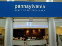 pennsylvania welcome center