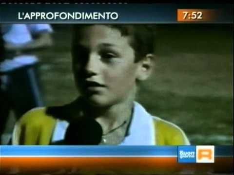 La storia di Michele Camporese Fiorentina VIDEO