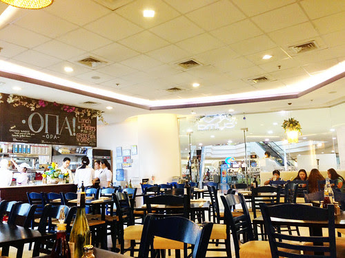 CYMA Greek Restaurant