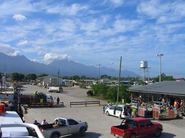 La Ceiba港口