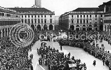 Funerales de los jugadores de Torino