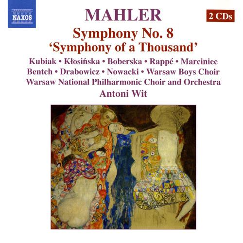 G.Mahler, Sy.8, Wit / Warsaw PONaxos