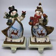 Trim A Home® 2pk Stocking Holder - Snowman at Kmart.com