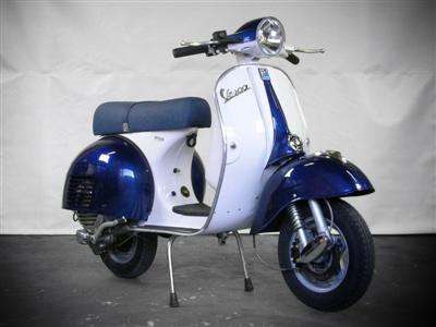 Vintage Classic Retro Scooters Gs160 Ss180 Rally200 By Tasso Uk