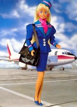 Sindy Air Hostess 1991