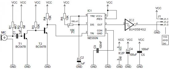 sound processor circuit
