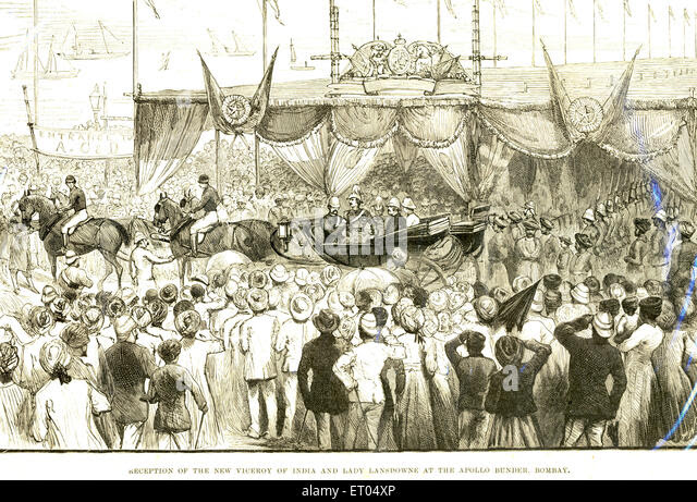 Image result for 1872-BOMBAY HARBOUR-HMS GLASGOW ARRIVING IN BOMBAY HARBOUR WITH THE NEW VICEROY LORD NORTH BROOK