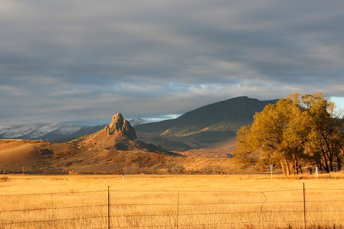 Goemmer's Butte near La Veta, CO