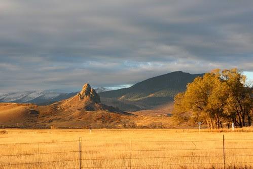 Goemmer's Butte near La Veta, CO