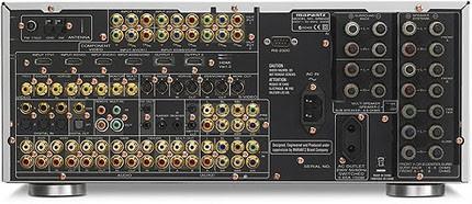 Marantz SR8002 A/V receiver - Preview