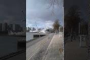 Ayo Intip Pelabuhan Amsterdam Belanda