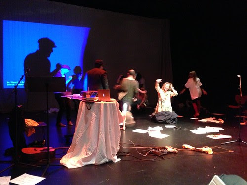 At the 1913 Press play-event-performance