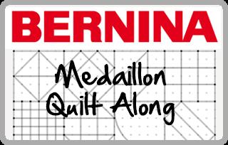 Bernina-Medaillon-Quilt