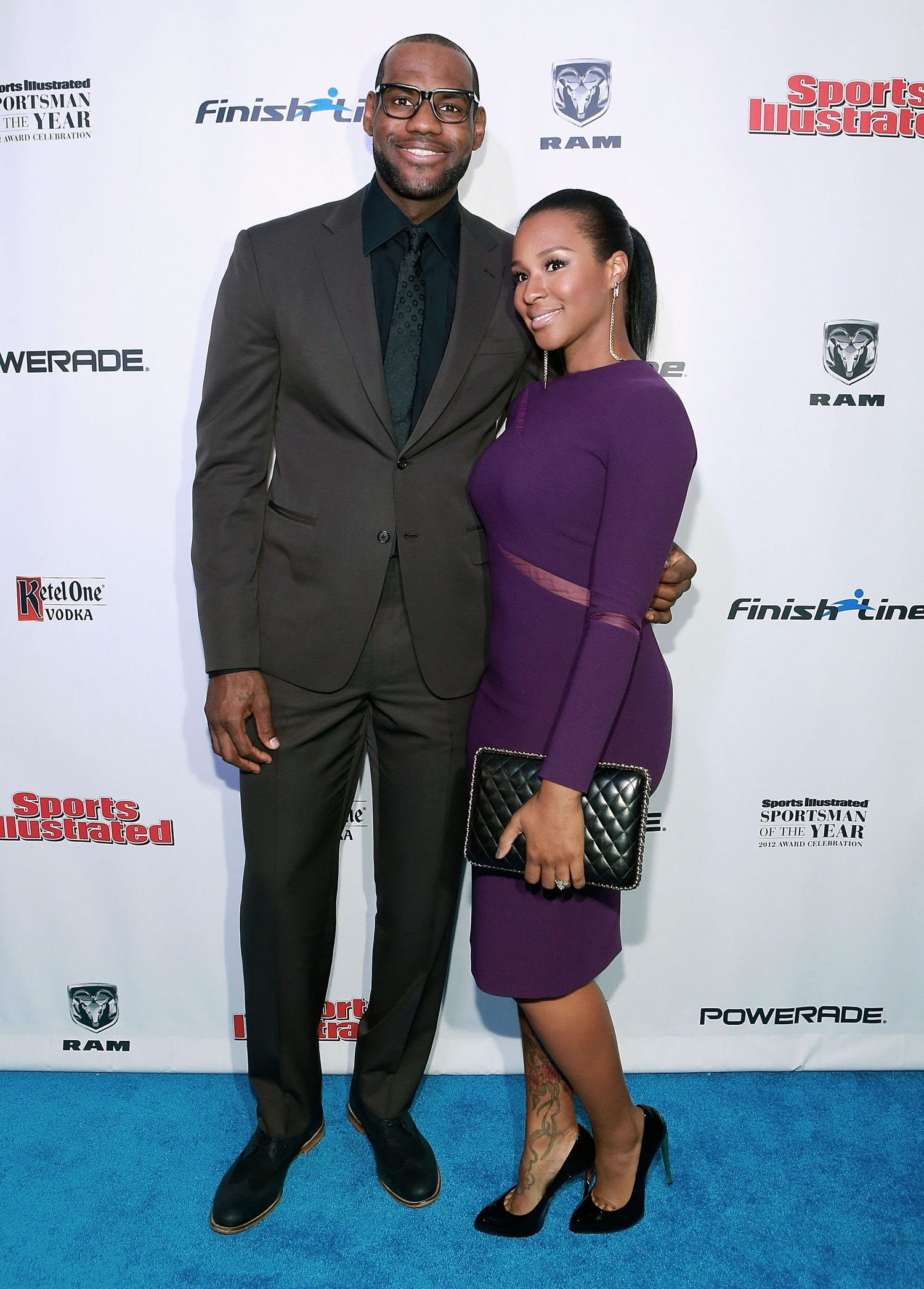 LeBron James' Super-Cute Save the Date, His Questionable ...