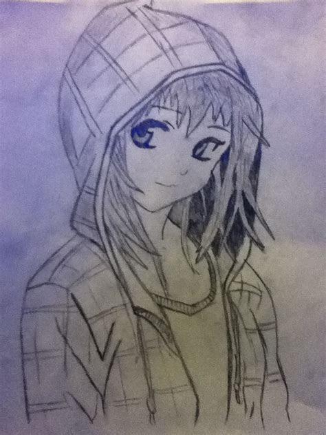 anime girl  hoodie pokemon girl   hoodie