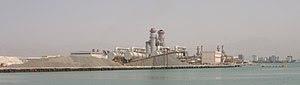 Desalination plant in RAK (Ras Al Khaimah, Uni...