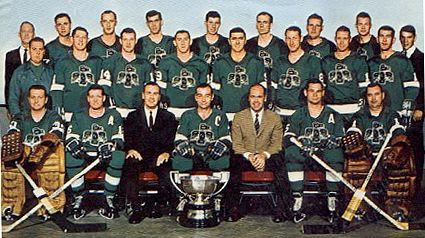 1967-68 Seattle Totems