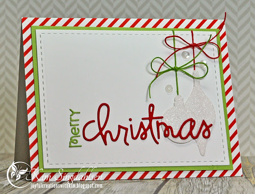 Christmas with Twine