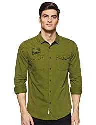 Best Men's Slim Fit Casual Shirts In 2021