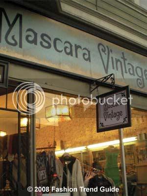 Mascara Vintage
