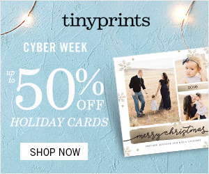 Tiny Prints - Thanksgiving Sale