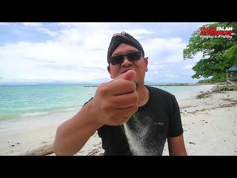 Menikmati Kopi Sanger Di Pantai Pasir Putih Sabang, Aceh
