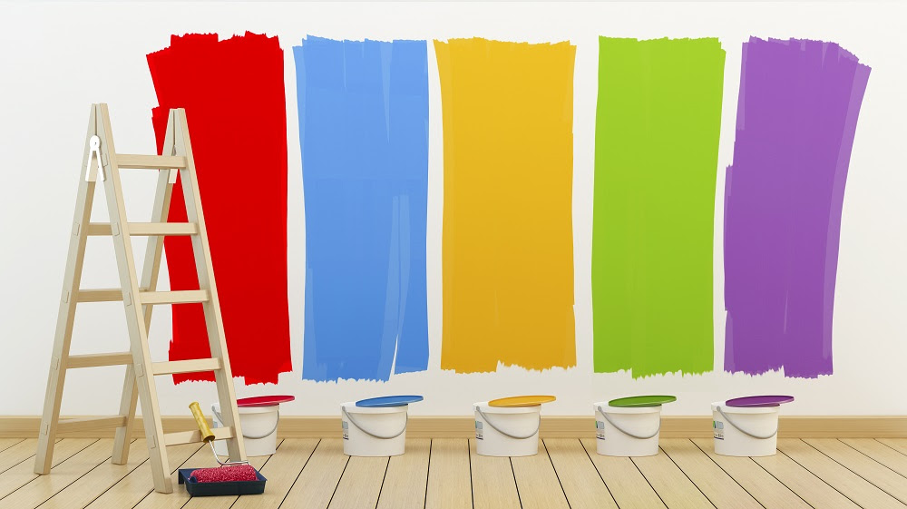 Kolory Farb Do Pokoju