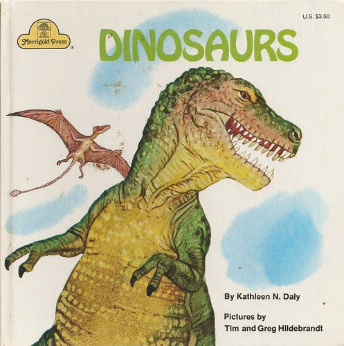 Merrigold Press Dinosaurs