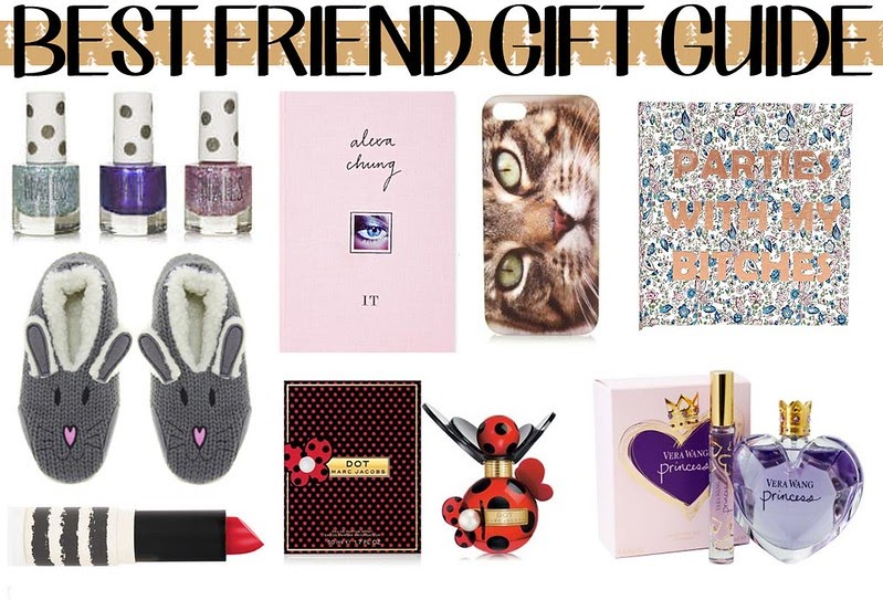 Best Friend Christmas Gift Guide Ft ASOS, Topshop, TJ