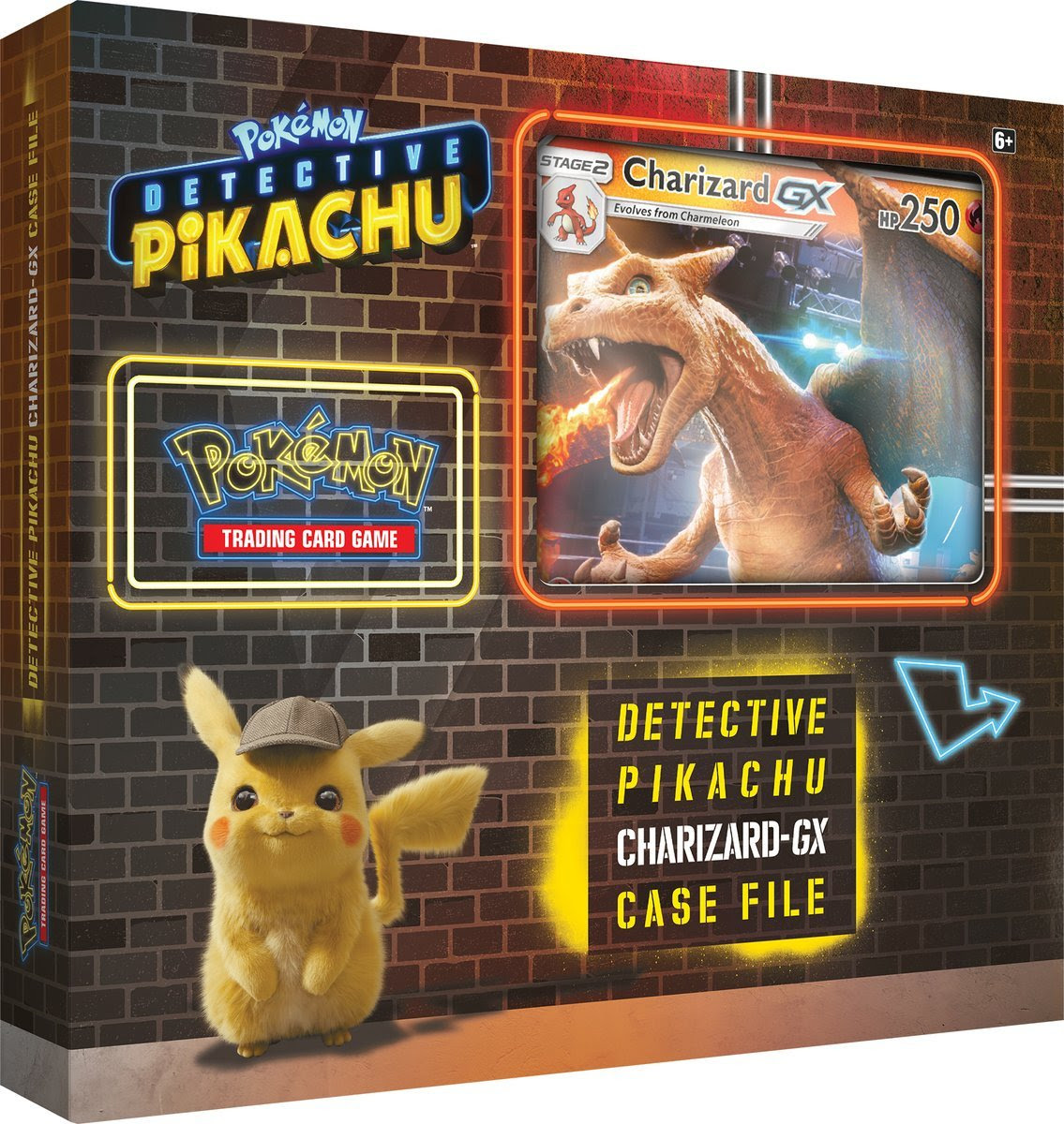 Here's Your First Look At The Special Detective Pikachu Pokémon Card Set - Nintendo Life