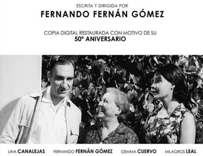 El Mundo Sigue La Película Maldita De Fernán Gómez Se Estrena