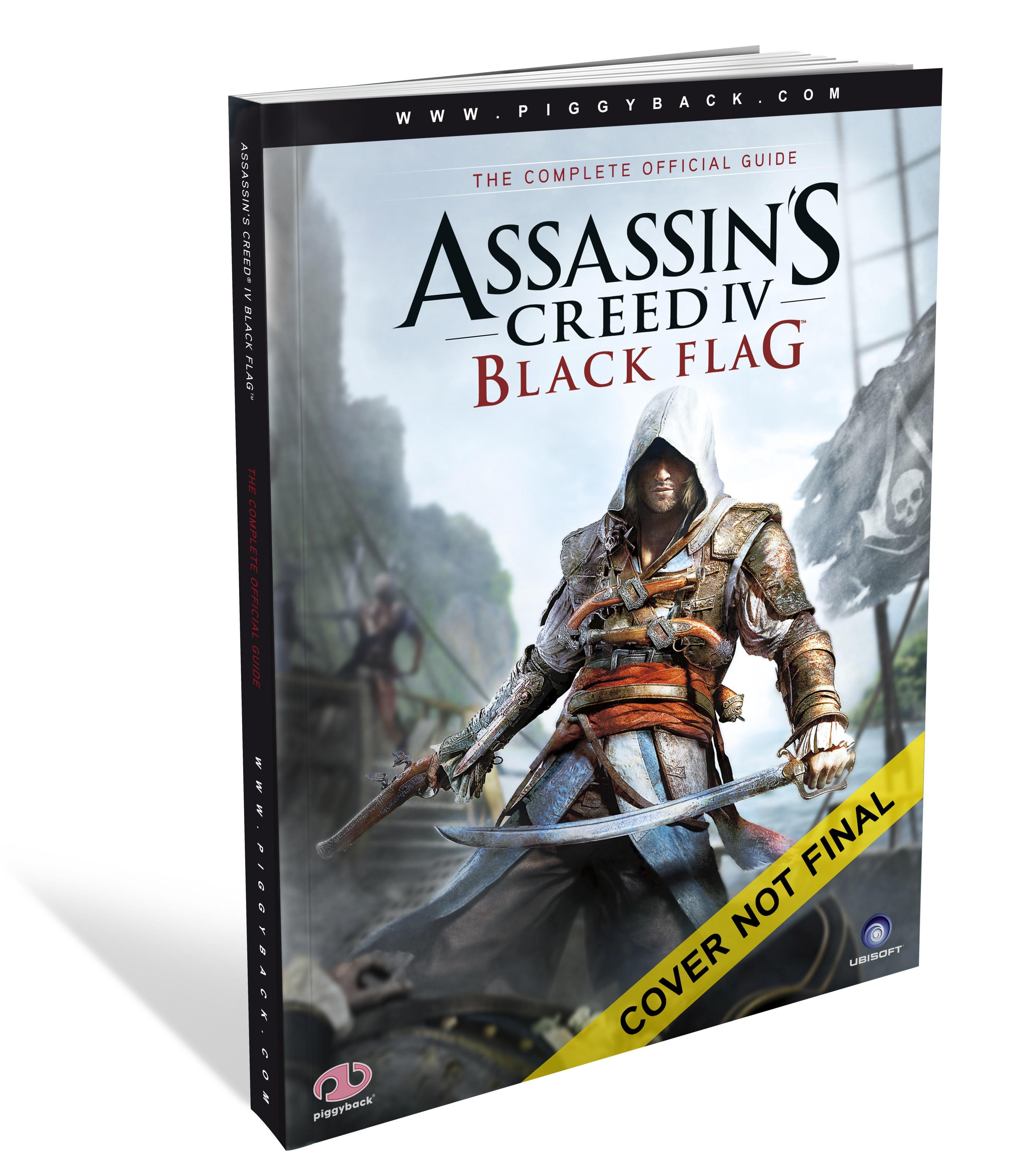 New Assassin S Creed Iv Books Announced Brutal Gamer
