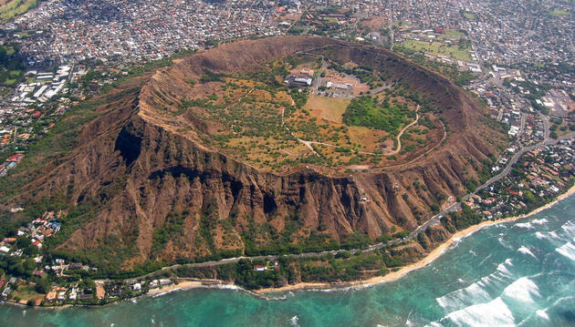Honolulu: Diamond Head