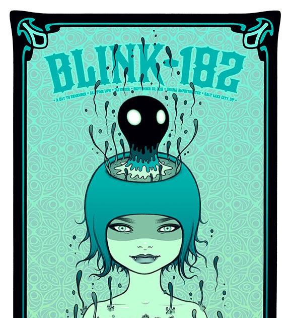 Lamurdi 39 s official blog blink 182 salt lake city ut for T shirt printing and distribution