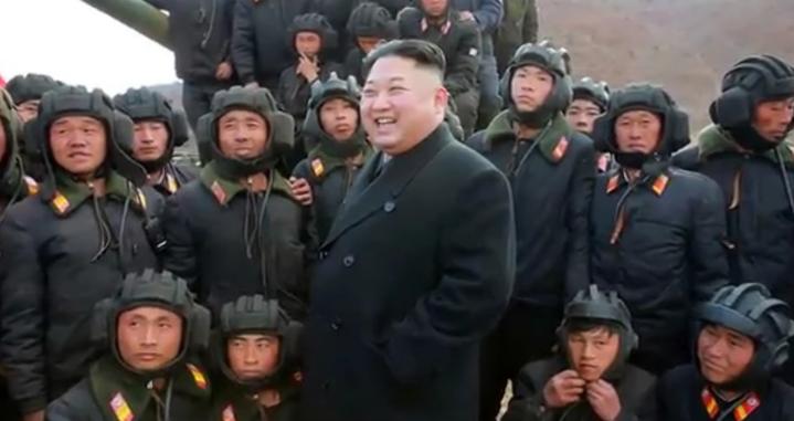 """vamos nos defender com uma """"força nuclear"""" contra os EUA"""