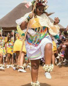Nokuthula Mabika With Her Squad In Zulu Traditional