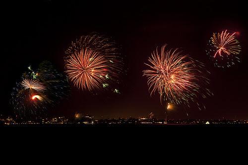 Cayman celebrates 1-1-2012 by Michael Orhelein