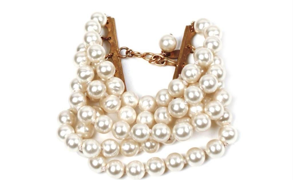 Bijoux Fantaisie Super U : Caprice bijoux fantaisie chanel bracelet