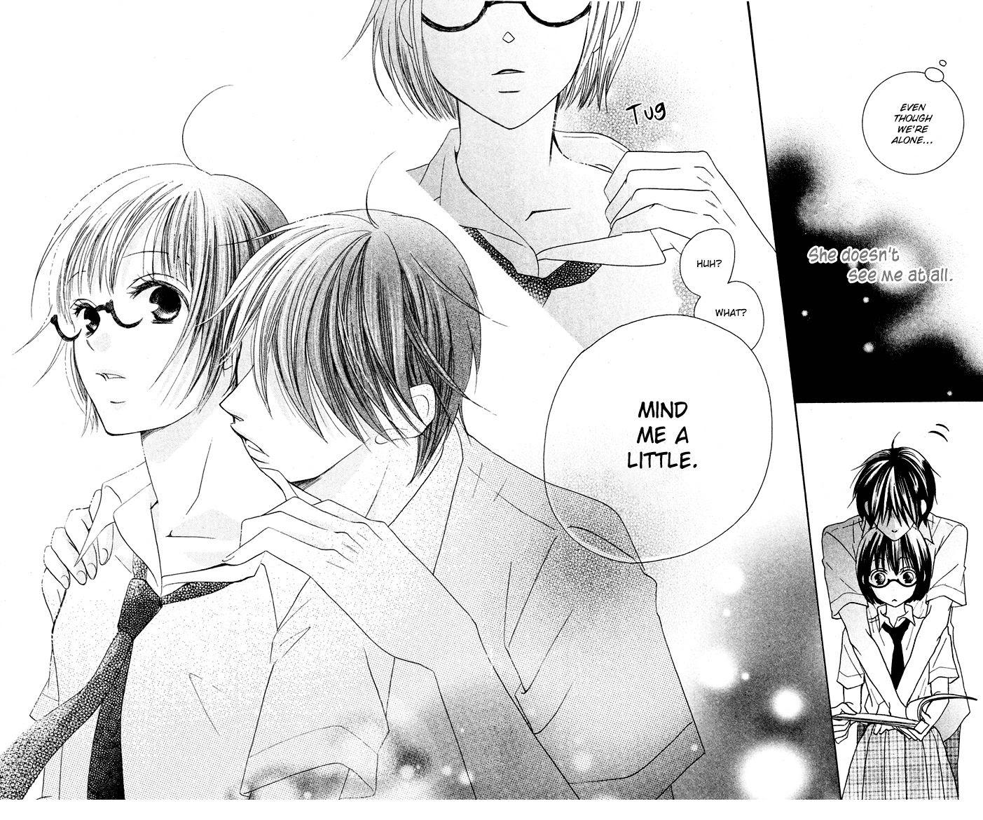 Komik Anime Manga Romance
