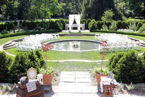 Elegant Outdoor Wedding Reception Venues Indianapolis