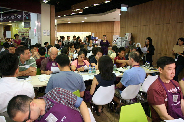 More than 50 people participated in the ToTT Taste Challenge