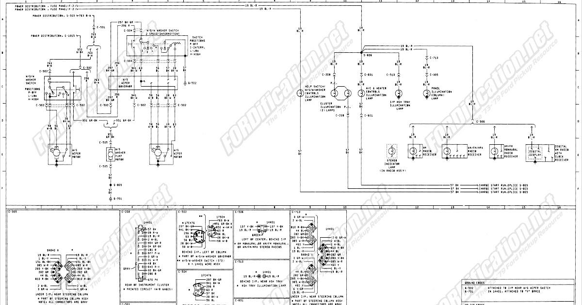 Wiring Diagram Ford L9000