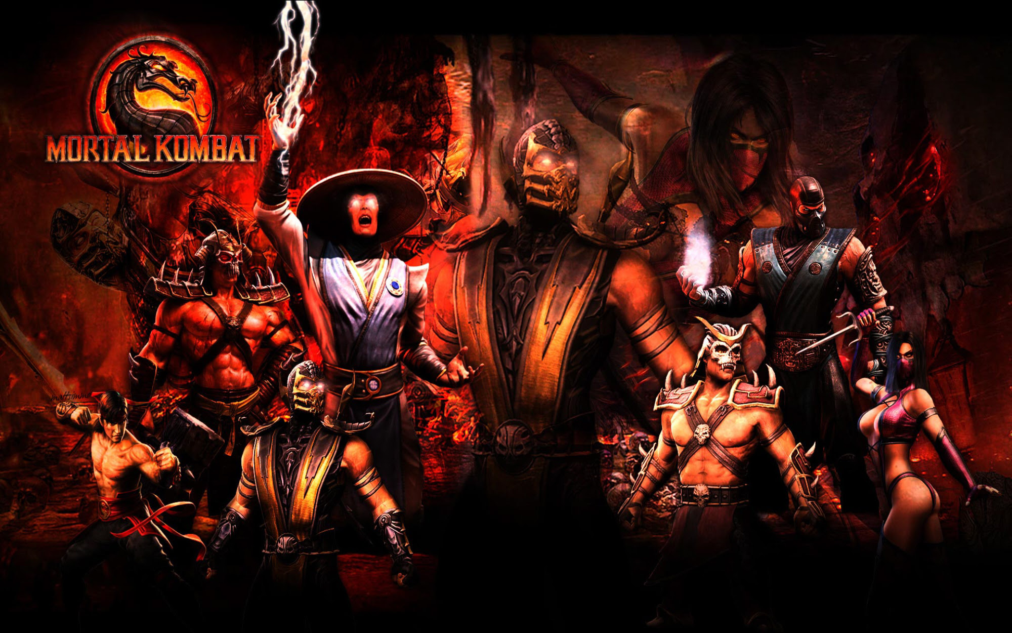 Mk Wallpapers Mortal Kombat Wallpaper 27864305 Fanpop Page 90